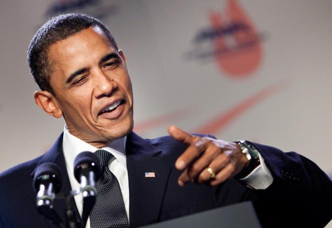 Obamanın Tvitteri dünya rekoru qırdı