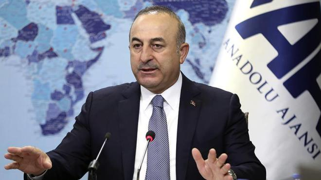 We must travel to Azerbaijan with an ID card - Cavusoglu