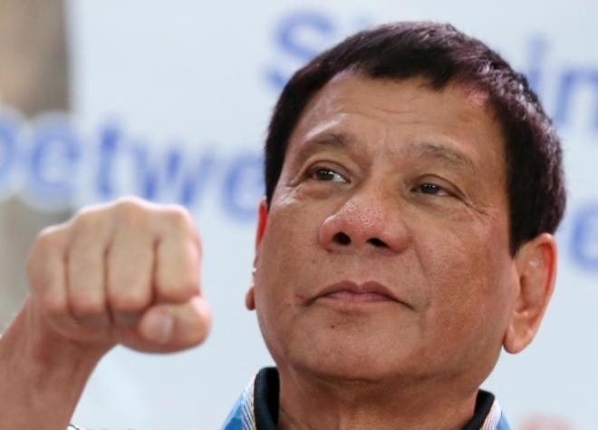 Philippine president's bodyguards trained by Russia