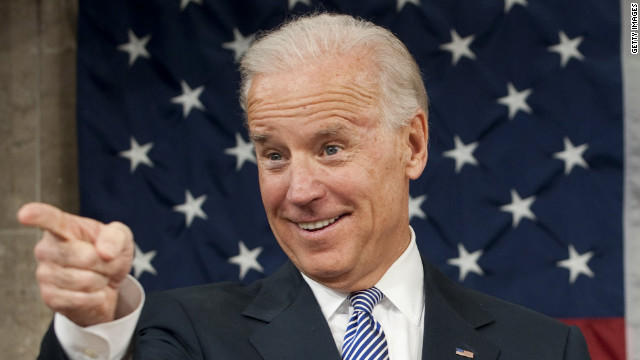 Joe Biden makes first public appearance since March 15