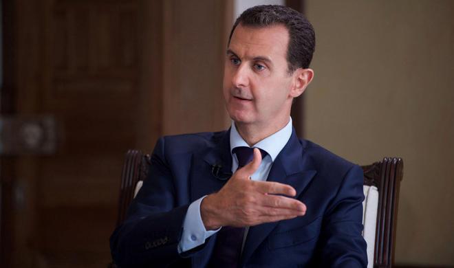 اسد بو اراظینی آنکارانین نظارتینه وئریر – شوک ادعا