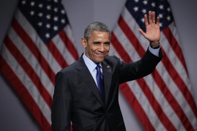 اوباما سون ساعتلاریندا بونو ائدیب