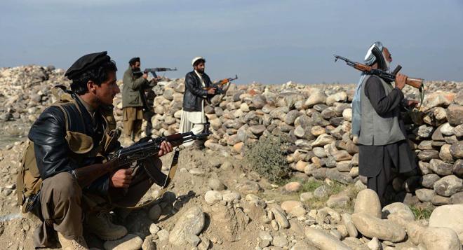 افقانیستاندا عملیات: ۴۳ ترورچو محو ائدیلدی