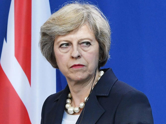 Theresa May under pressure amid Ireland abortion Referendum
