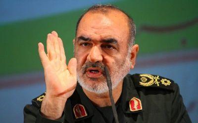 İran generalı: Dostları gələnə qədər İsrail məhv olacaq