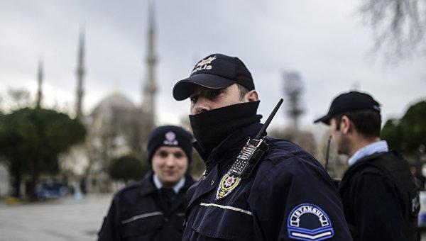 В Турции ранили главу управления полиции