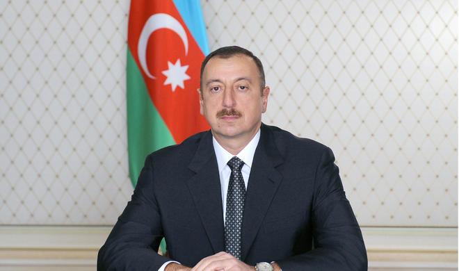 Ильхам Алиев выразил соболезнования Рухани