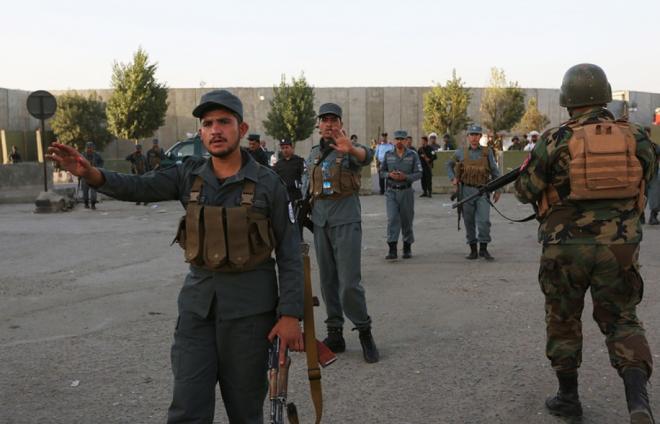 افغانیستان پایتاختیندا دؤیوشلر باشلادی