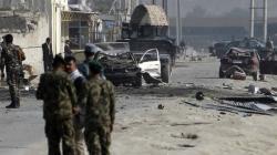 Ten people killed in Afghanistan explosions