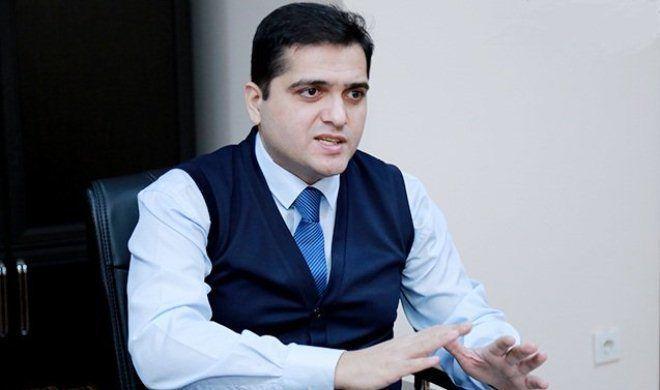 Elxan Şahinoğlu Ukraynada fəxri fərman aldı - Foto