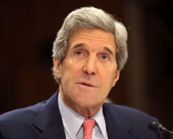 Israel doesn't want peace with Palestinians: Kerry