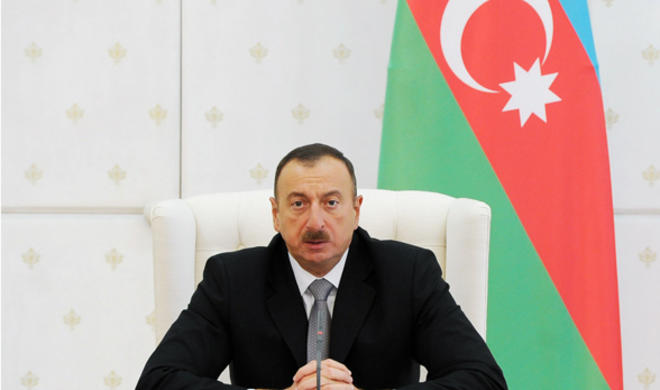Bulgarian newspaper published Ilham Aliyev's article