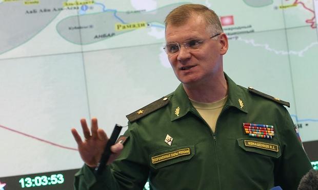 روس گنرال هدهلهدی: اگر بیر ده آتش آچسالار...