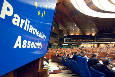 PACE refuses hold urgent debate on democracy in Russia