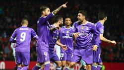 Another victory from Real Madrid