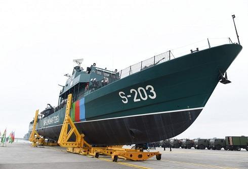 Bakıdan 24 nəfər gəmi ilə Qazaxıstana yola salındı