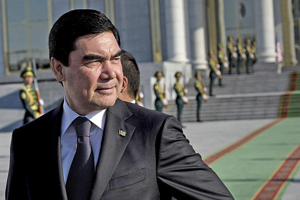 The father of the President of Turkmenistan has died