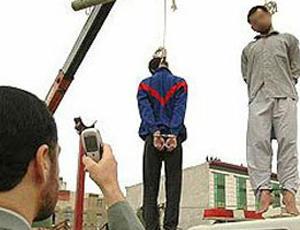 ایران ۲ تون قیزیل توپلایان صاحیبکارا اعدام قراری چیخاردی