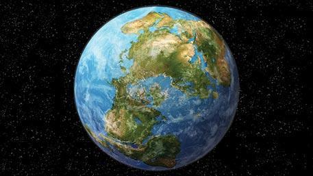 Bütün buzlaqlar əriyərsə, dünya xəritəsi belə olacaq - Foto