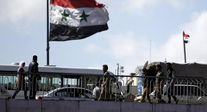 İranlı polkovnik Suriyada öldürüldü