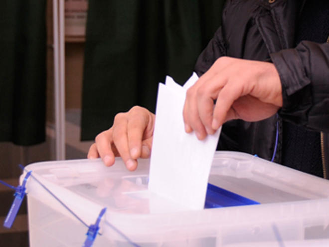 Armenia sums up parliamentary elections results