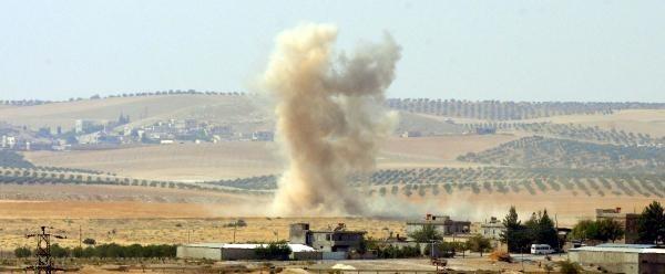 Türk qırıcıları İŞİD qərargahını dağıtdı