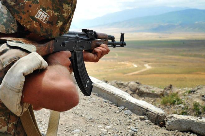 Сирия обстреляла турецкие позиции в Идлибе