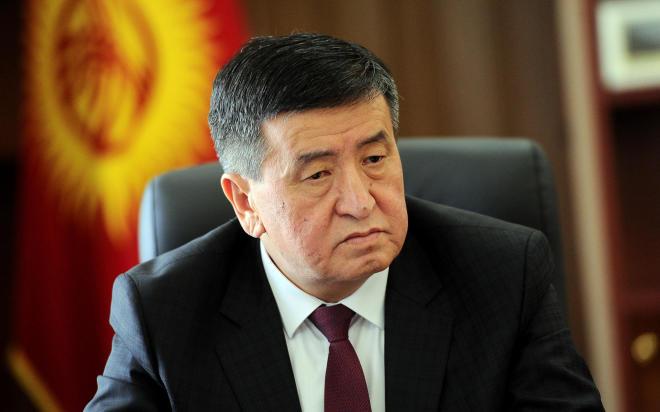 Кыргызстан тоже поддержал кандидатуру генерала Зася