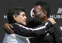 Maradona yenə Peleyə sataşdı - Qalmaqal