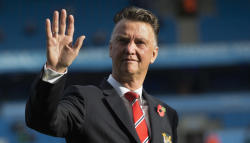 Louis van Gaal announced his retirement