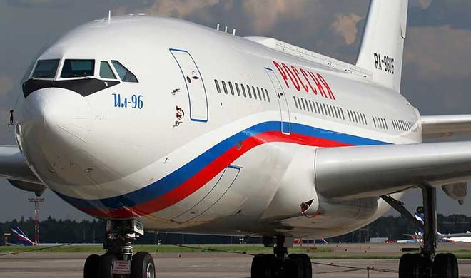 Putin's airplane is damaged: Tender announced