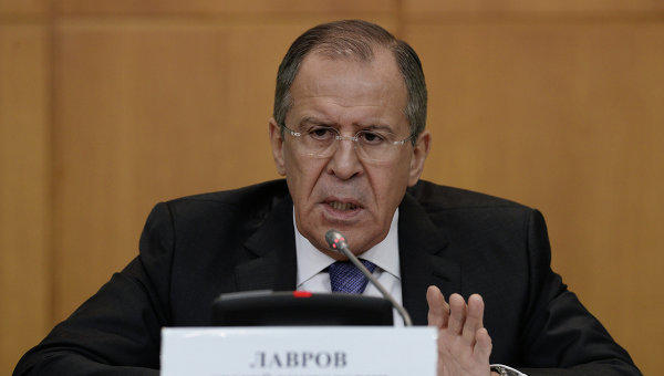 What is Lavrov discussing about Karabakh in Yerevan?