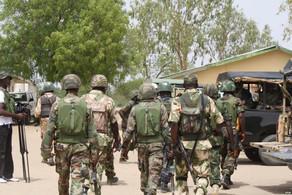 Bu ölkədə silahlı basqın: 14 ölü...