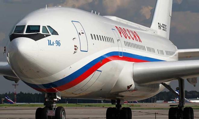 Путин прибыл в аэропорт Граца, откуда отправится на свадьбу