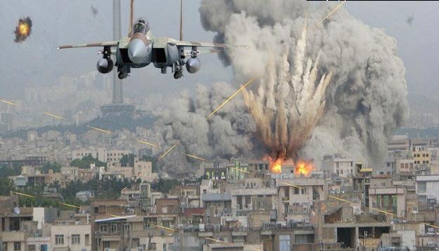 США разбомбили свою военную базу в Сирии