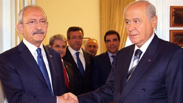 Kılıçdaroğlu tələb etdi, Baxçalı ilə görüşdü