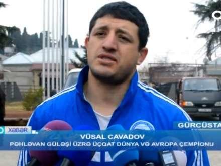 Azərbaycanlılar Gürcüstanda rekord qırdılar - Video