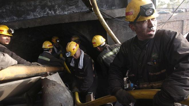 Coal mine exploded in Russia