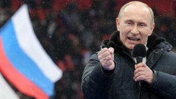Мировые лидеры поздравляют Путина