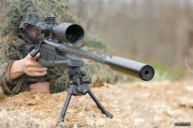 Sniper training of Azerbaijan Army -