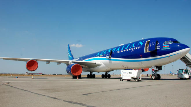 """Azerbaijan Airlines"" launches special flights to Berlin"