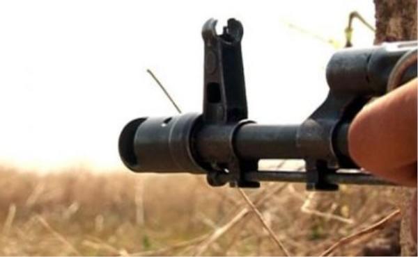 Армяне применили крупнокалиберные пулеметы