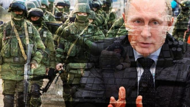 Kremlin Ukrayna ssenarisi: Putin yeni savaşa hazırlaşır