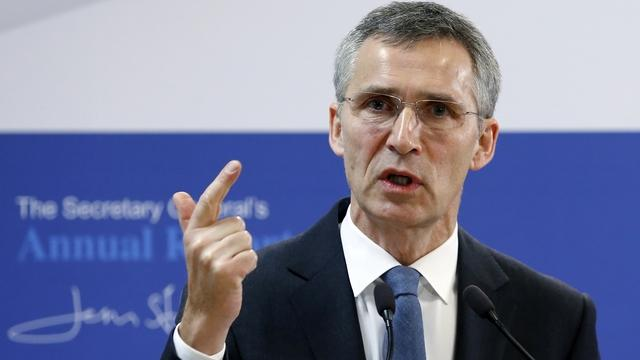 Stoltenberg: If NATO increases military spending