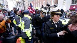 В Вашингтоне полиция задержала 217 человек