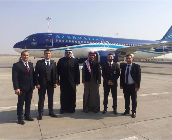 AZAL запустила чартер в Кувейт