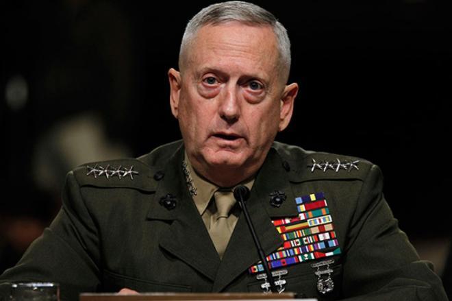 Пентагон: Мы не хотим втягиваться в войну в Сирии