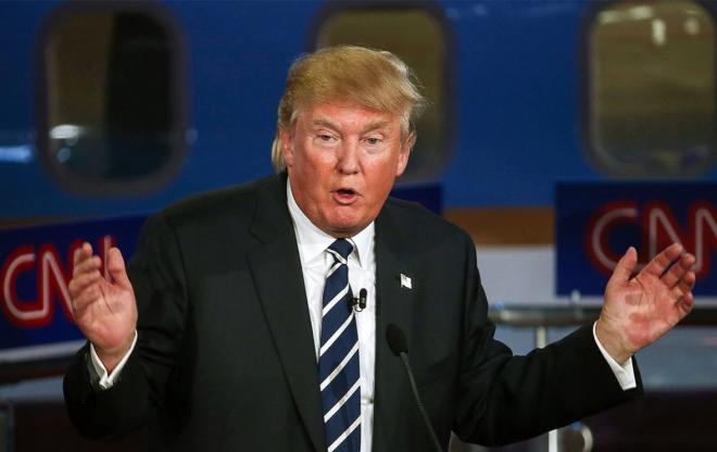 Хакеры «подстрелили» Трампа на инаугурации