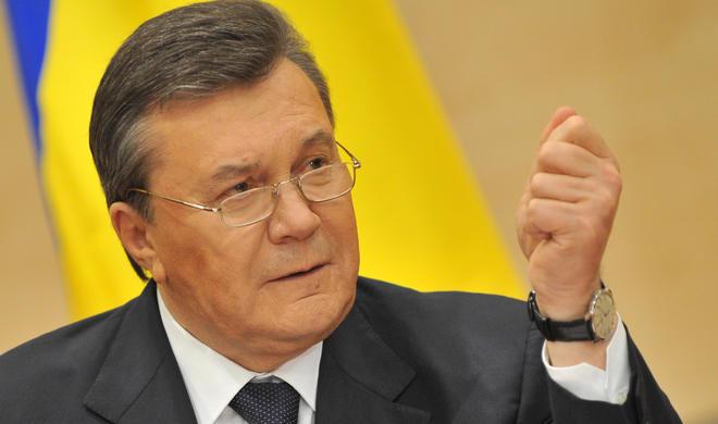 Янукович госпитализирован с серьезными травмами