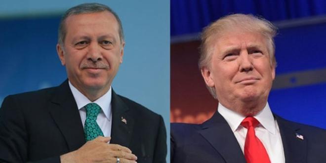 اردوغان گوجلو و عقللی آدامدیر - ترامپ